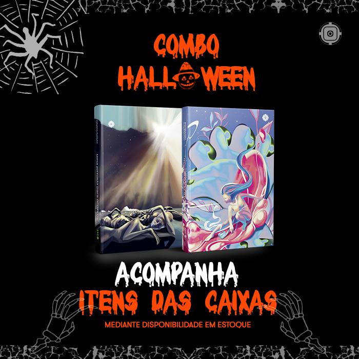 Combo Halloween - Caixa ESC #12 e #13